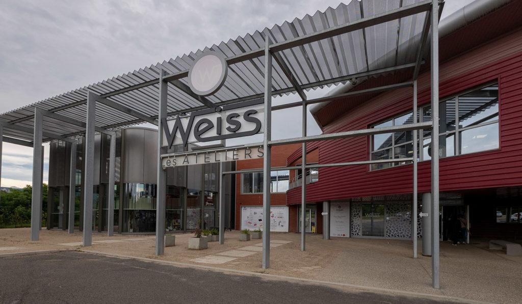 Les ateliers des chocolats Weiss