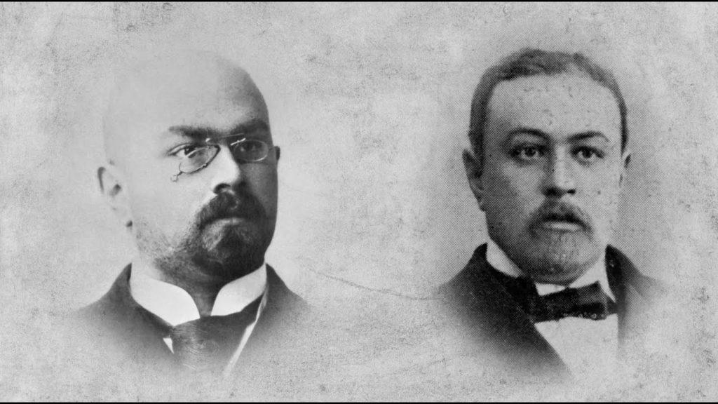 Mikhaïl and Ivan Morozov