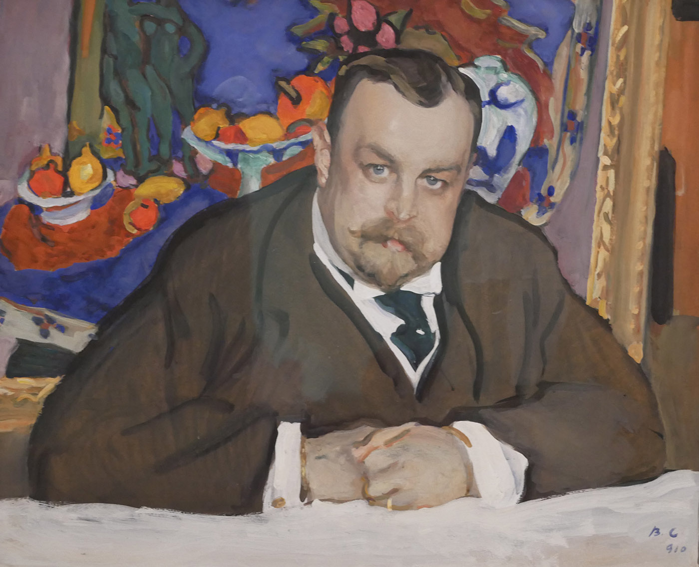Exhibition Morozov Collection at the Louis Vuitton Foundation